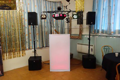 Dj equipment hire diy disco cornwall host your own party diy disco ipod party systems solutioingenieria Image collections