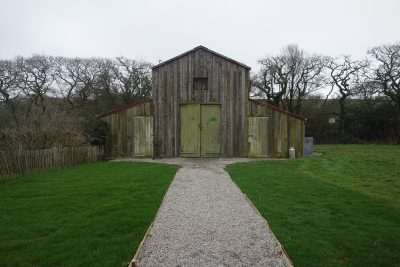 Nancarrow's Rusty Barn