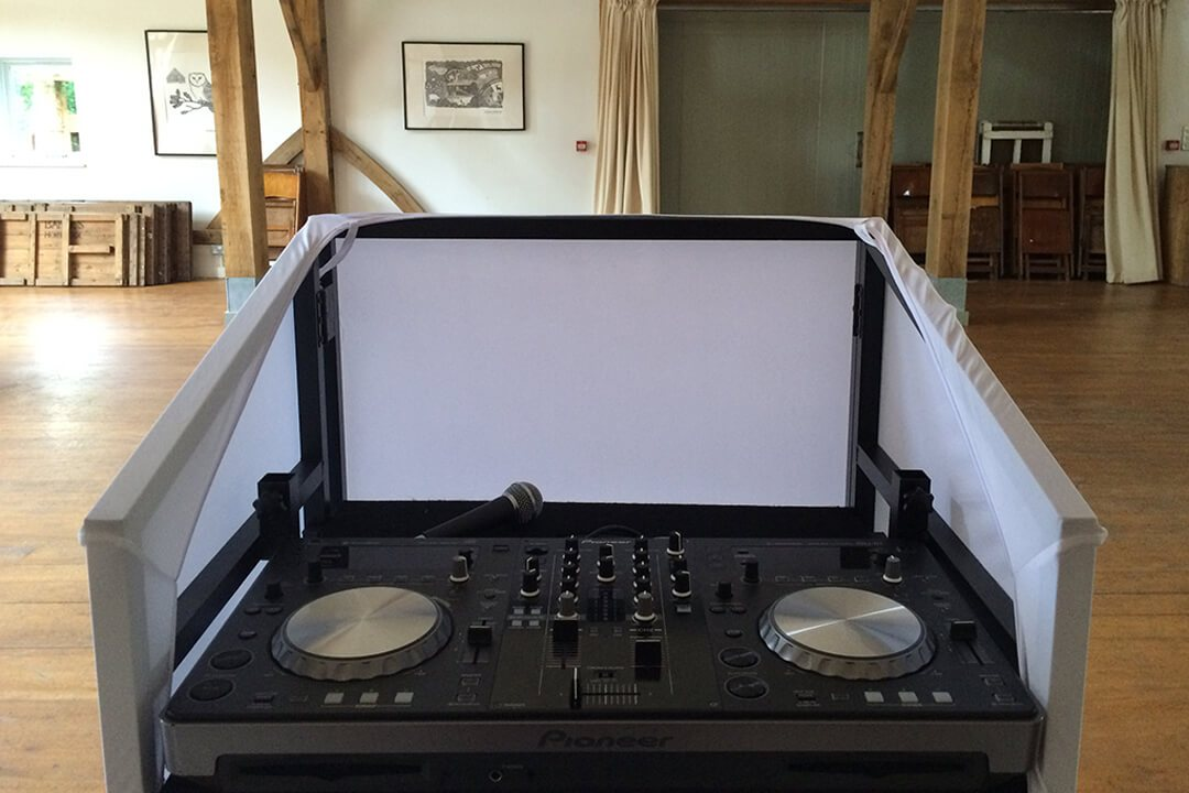 DIY DJ system hire